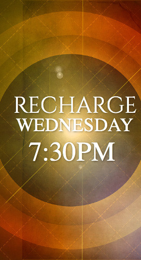 RECHARGE WEDNESDAYS